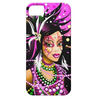 Caso del iPhone 5 del carnaval de los amores Funda Para iPhone SE/5/5s