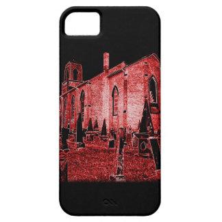 Caso del iphone 5 del cementerio de las medianoche iPhone 5 funda