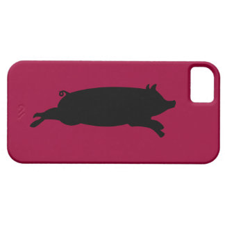 Caso del iPhone 5 del cerdo Funda Para iPhone SE/5/5s