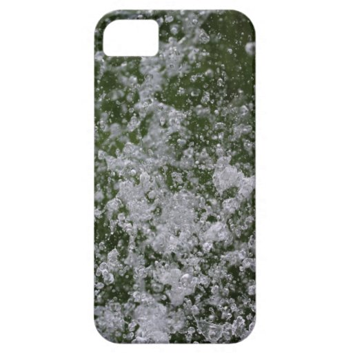 Caso del iPhone 5 del chapoteo del agua iPhone 5 Case-Mate Cobertura