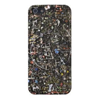 Caso del iPhone 5 del chicle de la paz iPhone 5 Carcasas