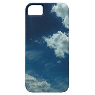 """Caso del iPhone 5 del """"cielo azul"""" Funda Para iPhone 5 Barely There"""