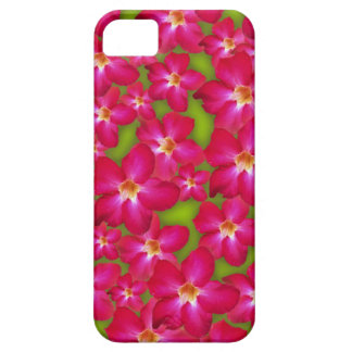 Caso del iPhone 5 del collage del rosa de desierto iPhone 5 Carcasa