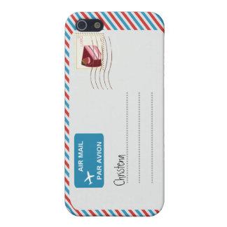 Caso del iPhone 5 del correo aéreo iPhone 5 Carcasas