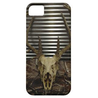 Caso del iPhone 5 del cráneo de los ciervos iPhone 5 Fundas
