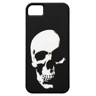 Caso del iPhone 5 del cráneo iPhone 5 Case-Mate Protector