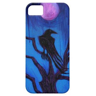 Caso del iPhone 5 del cuervo nunca más iPhone 5 Case-Mate Cárcasa