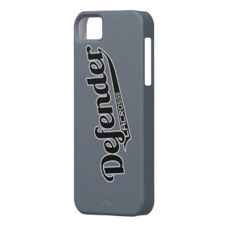 Caso del iphone 5 del defensor de LaCrosse Funda Para iPhone SE/5/5s