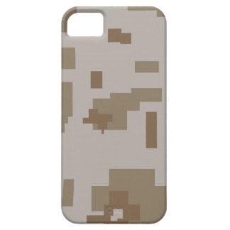 Caso del iPhone 5 del desierto de DigiCamo iPhone 5 Case-Mate Cárcasa