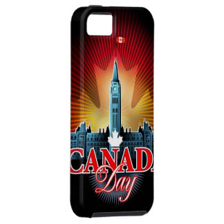 Caso del iPhone 5 del día de Canadá Funda Para iPhone SE/5/5s