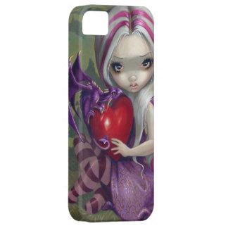 Caso del iPhone 5 del dragón de la tarjeta del dí iPhone 5 Case-Mate Cobertura