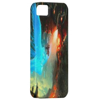 Caso del iPhone 5 del dragón iPhone 5 Fundas