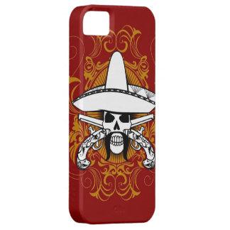 Caso del iPhone 5 del EL Bandito iPhone 5 Cárcasa