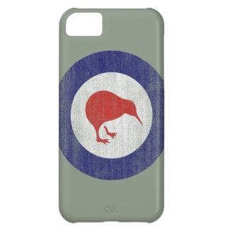 Caso del iphone 5 del emblema de Nueva Zelanda