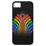 Caso del iPhone 5 del espectro del palillo iPhone 5 Funda