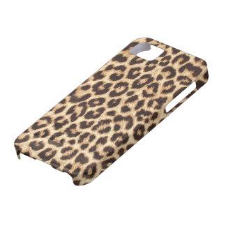 Caso del iPhone 5 del estampado leopardo Funda Para iPhone SE/5/5s