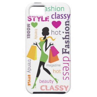Caso del iPhone 5 del estilo de la moda iPhone 5 Fundas