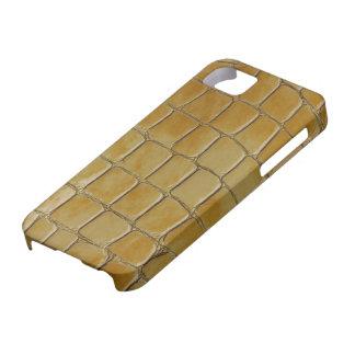 Caso del iPhone 5 del estilo de Snakeskin iPhone 5 Case-Mate Funda