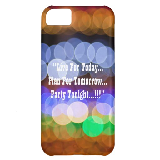 Caso del iPhone 5 del fiesta