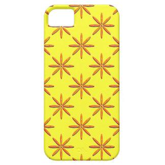 Caso del iPhone 5 del flower power iPhone 5 Protectores