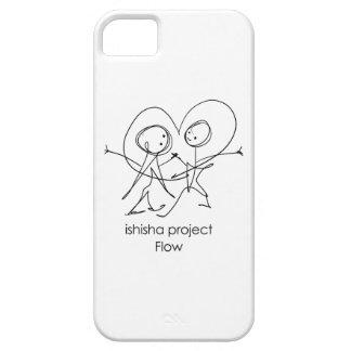 Caso del iPhone 5 del flujo - ejemplo del amor iPhone 5 Funda