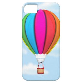 Caso del iPhone 5 del globo del aire caliente iPhone 5 Fundas