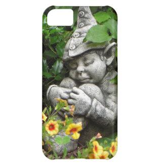 Caso del iPhone 5 del gnomo del jardín