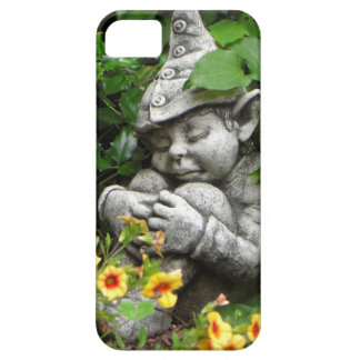 Caso del iPhone 5 del gnomo del jardín Funda Para iPhone SE/5/5s