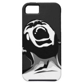 Caso del iPhone 5 del grito Funda Para iPhone SE/5/5s