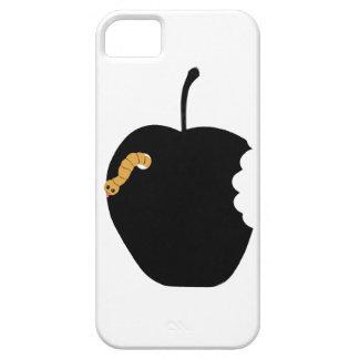 Caso del iPhone 5 del gusano de la ganancia inespe iPhone 5 Case-Mate Carcasa
