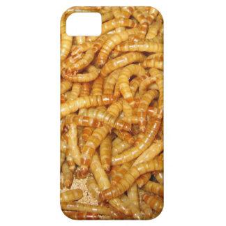 Caso del iPhone 5 del gusano o del gusano (cinco) iPhone 5 Case-Mate Coberturas