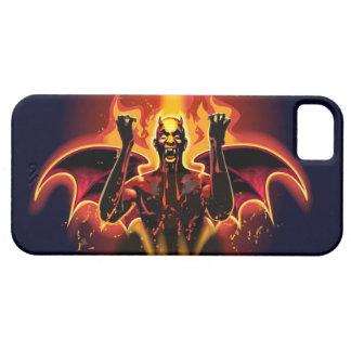 Caso del iPhone 5 del Hellfire iPhone 5 Funda