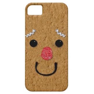 Caso del iPhone 5 del hombre de pan de jengibre Funda Para iPhone SE/5/5s