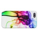 Caso del iPhone 5 del humo del arco iris iPhone 5 Cobertura