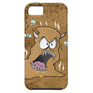Caso del iPhone 5 del impulso del monstruo Funda Para iPhone 5 Tough