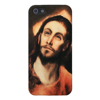 Caso del iPhone 5 del Jesucristo de El Greco iPhone 5 Carcasas
