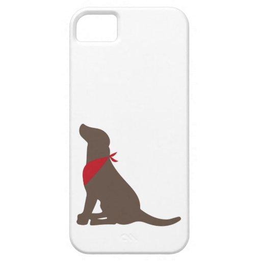 Caso del iPhone 5 del labrador retriever del iPhone 5 Carcasas