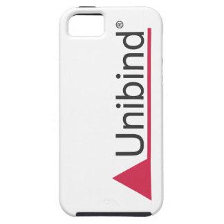 Caso del iPhone 5 del logotipo de Unibind iPhone 5 Carcasa
