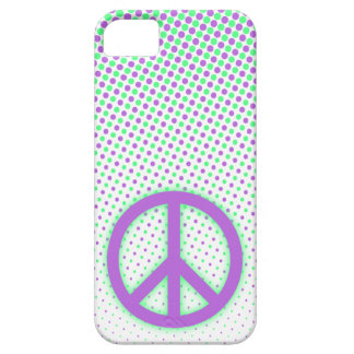 Caso del iPhone 5 del lunar de la paz iPhone 5 Cárcasa
