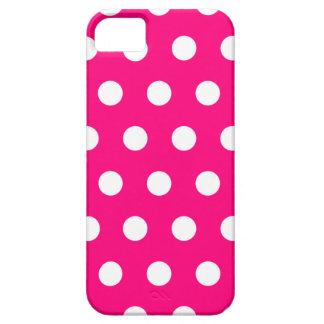 Caso del iPhone 5 del lunar de las rosas fuertes iPhone 5 Case-Mate Cobertura