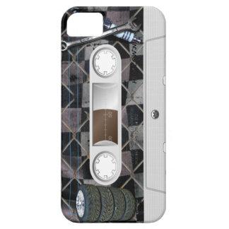 Caso del iphone 5 del mecánico iPhone 5 Case-Mate carcasas