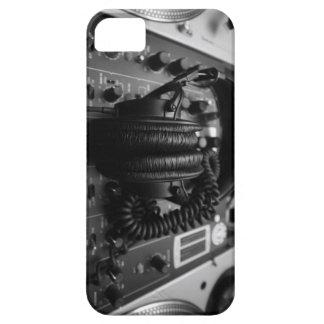 Caso del iPhone 5 del mezclador y de los auricular iPhone 5 Protector