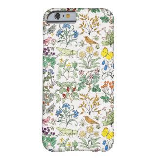 Caso del iPhone 5 del modelo del jardín del