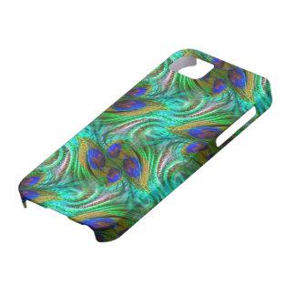Caso del iPhone 5 del modelo del remolino de la iPhone 5 Carcasa