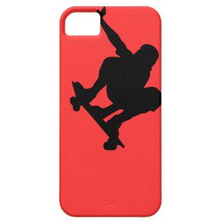 Caso del iphone 5 del monopatín iPhone 5 Case-Mate protector