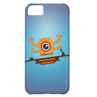 Caso del iPhone 5 del monstruo de Cutie