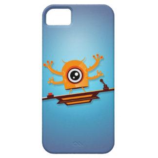 Caso del iPhone 5 del monstruo de Cutie iPhone 5 Coberturas