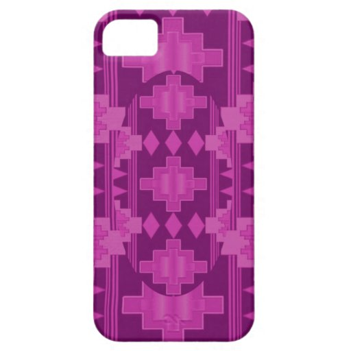 Caso del iphone 5 del nativo americano iPhone 5 funda