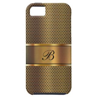 Caso del iPhone 5 del negocio de los hombres iPhone 5 Cobertura