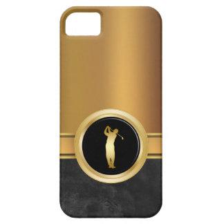 Caso del iPhone 5 del negocio del golf de los iPhone 5 Fundas